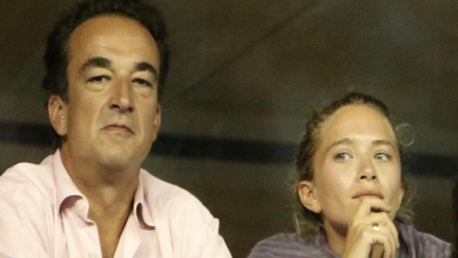 Мери-Кейт Олсън и Оливие Саркози с тайна сватба