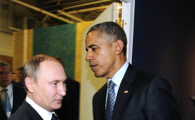 Обама: Виновни сме за климата. Путин: Ще го спасяваме с нанотехнологии