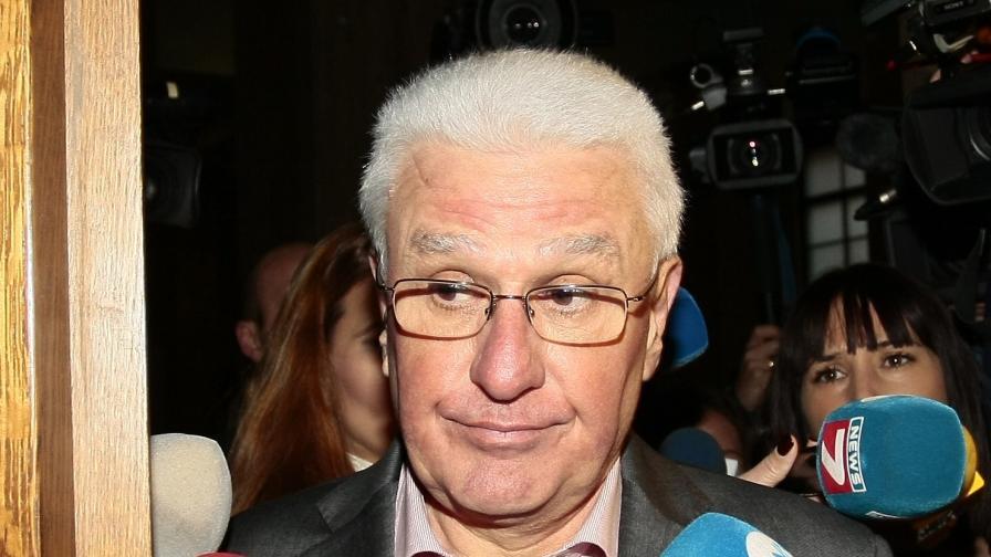 Прекратиха разследването за пране на пари срещу Бисеров