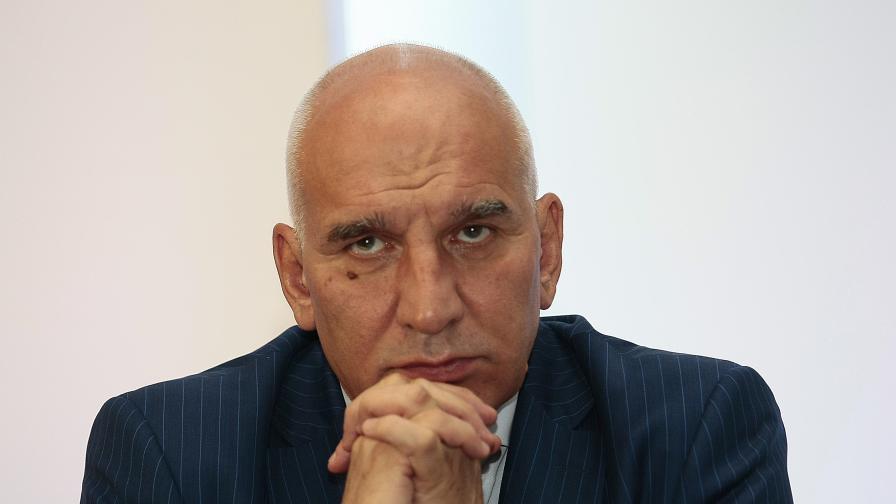 Хампарцумян: Най-важните активи са репутацията и авторитетът
