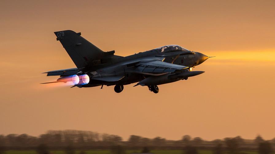 Великобритания въздушни сили