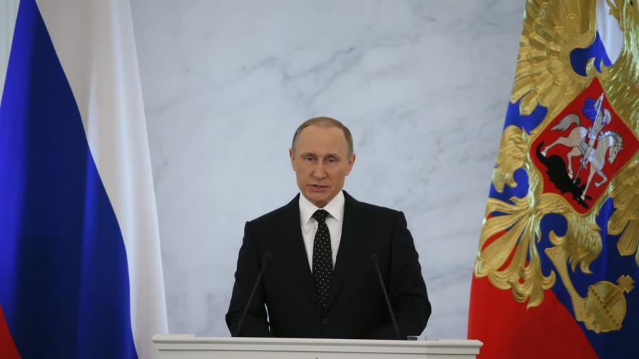 Защо Путин е номер 1 в световния политически елит