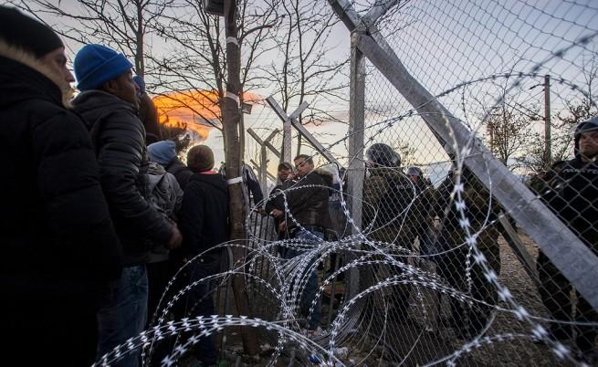 Македония изпраща още военни на границата