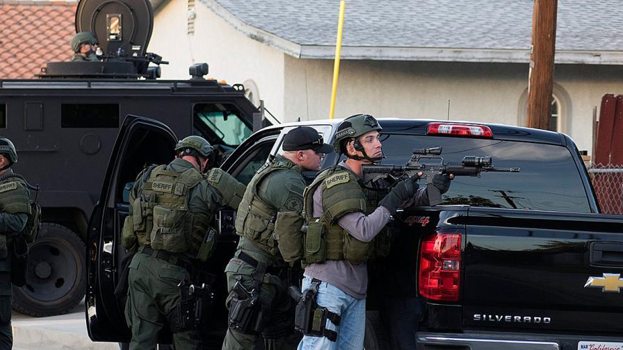 Стрелците от Сан Бернардино планирали и други атаки
