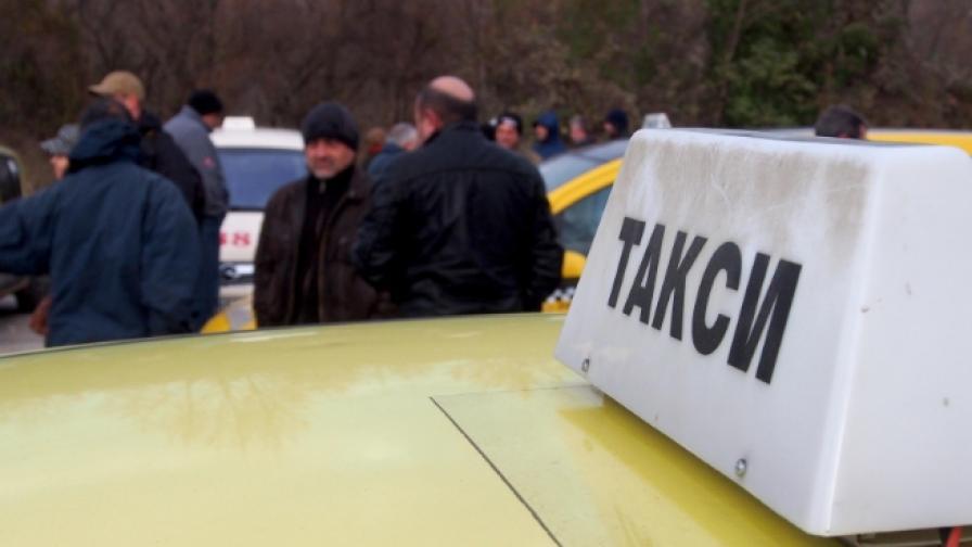 Регистрация на такситата до 1 април