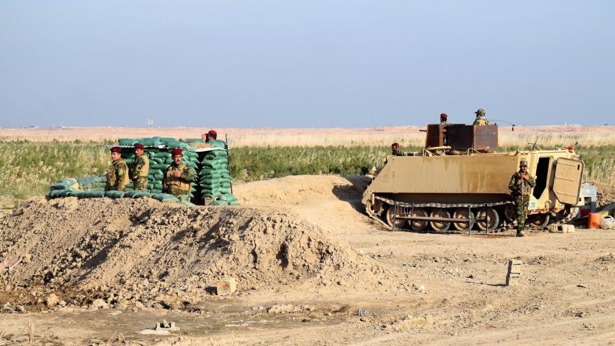 Багдад: Турция да изтегли незабавно войските си от Ирак