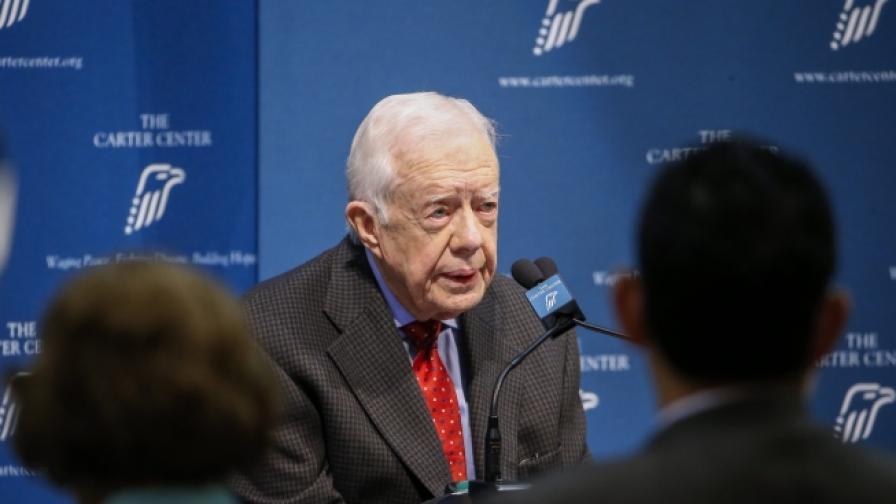 Джими Картър, президент на САЩ в периода 1977 - 1981 г