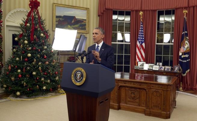 "Обама обеща: Ще унищожим ""Даеш"""