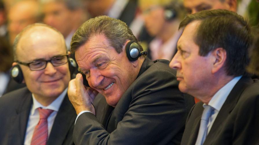 България и Гърция срещу Германия за руския газ