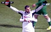 Славия с разгром над новак във Втора лига, играч вкара пет