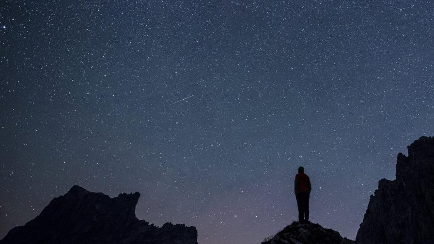 Наближава най-атрактивният метеоритен дъжд за годината