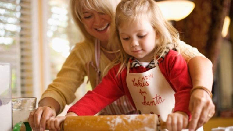 кори точене тесто месене дете кухня
