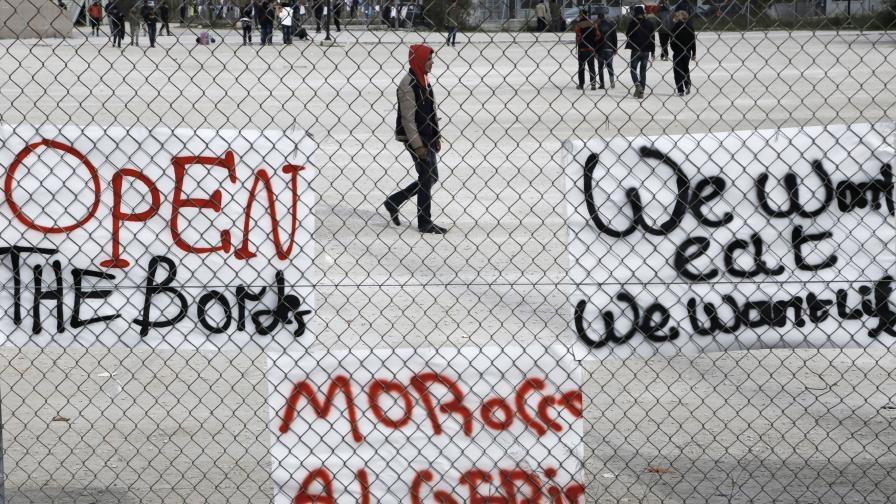 ЕС спира емигрантите с корпус за бързо реагиране