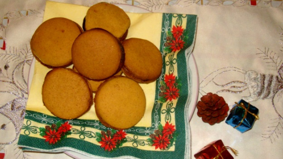 Коледно меню: Коледни меденки