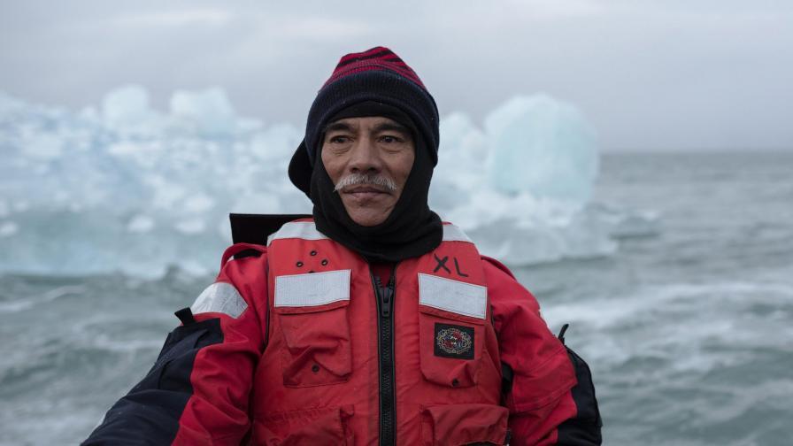 Температурен рекорд в Арктика