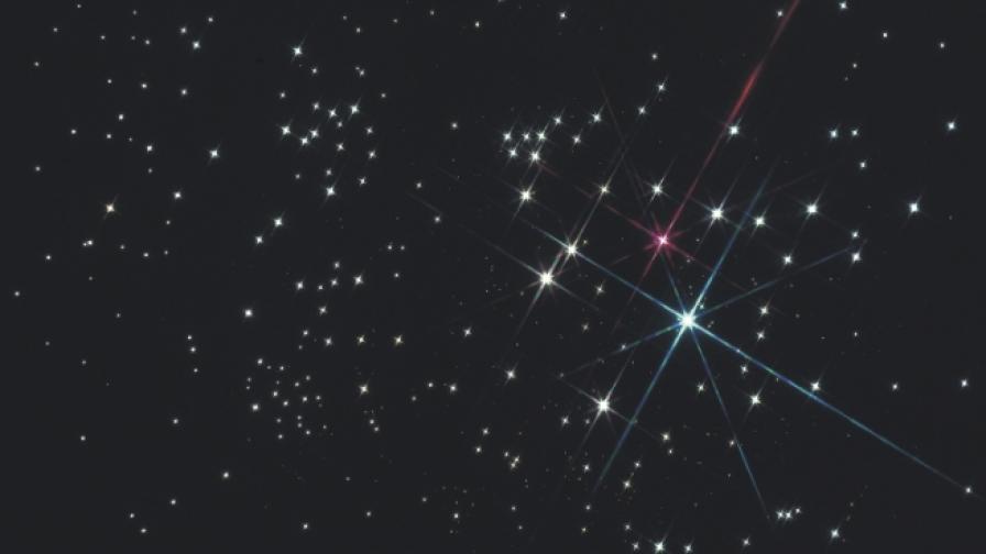 Звездно шоу в небето