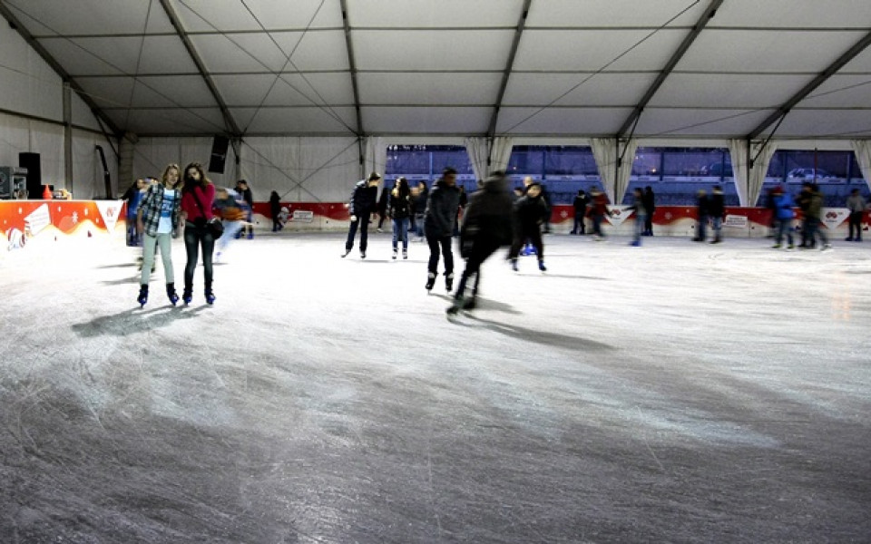 Ледената пързалка