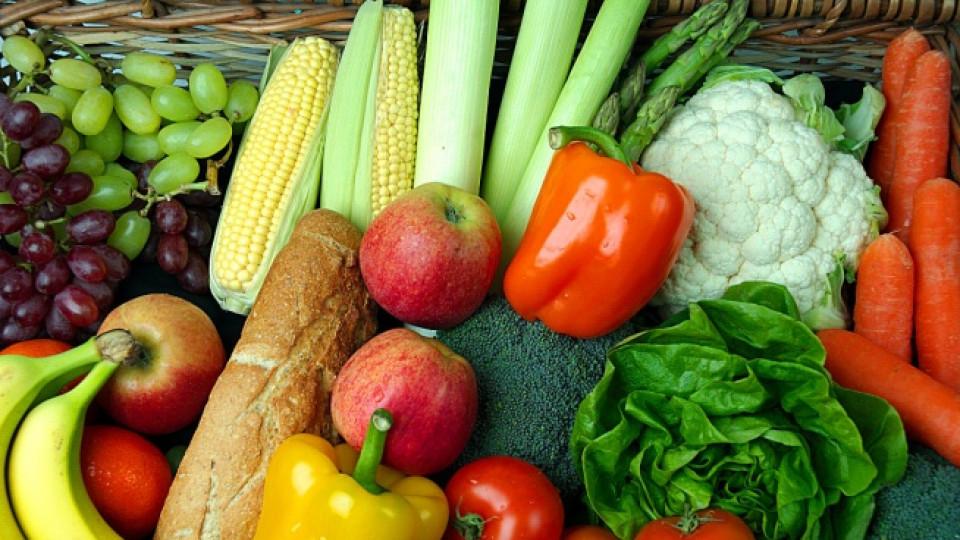 """Бягайте към първия """"Плод и зеленчук"""""""
