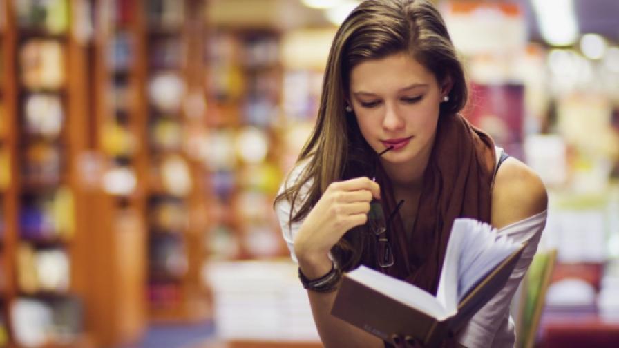 Младите четат повече от възрастните