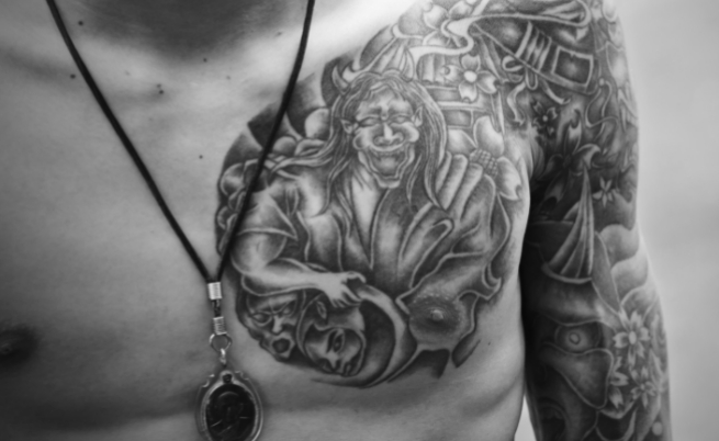 Откриха какви са били първите татуировки