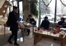 Коледният базар в БЧК ще бъде отворен само днес