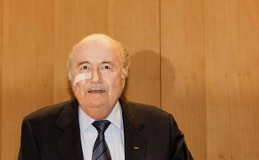 Блатер нападна остро Инфатино: Самозабравил се мегаломан