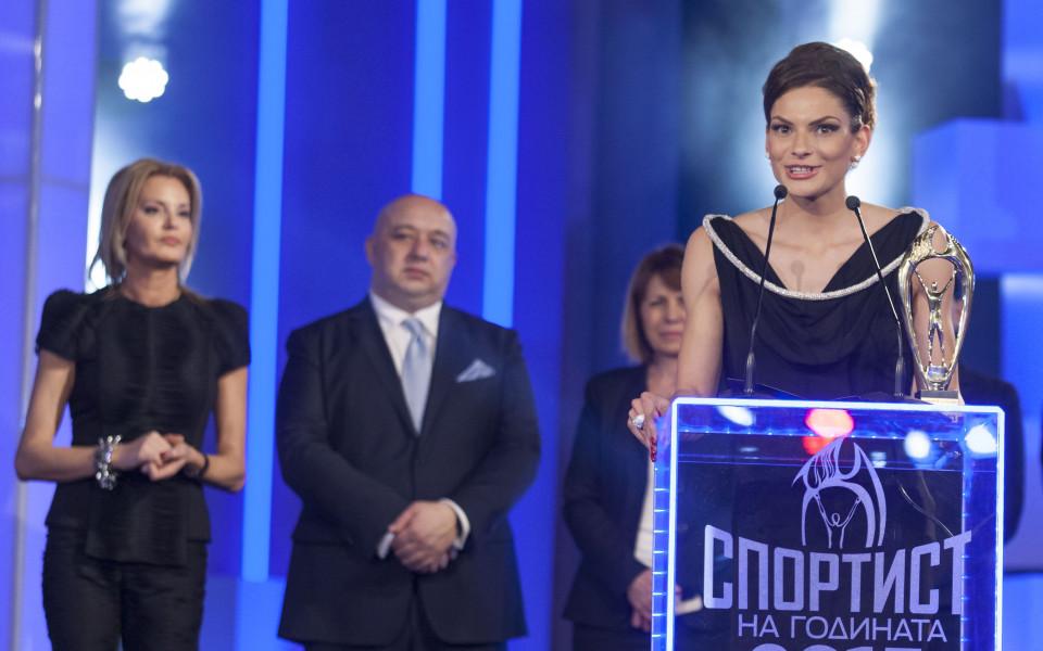 Габриела Петрова е Спортист на 2015 година