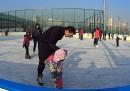 Нова ледена пързалка работи в София