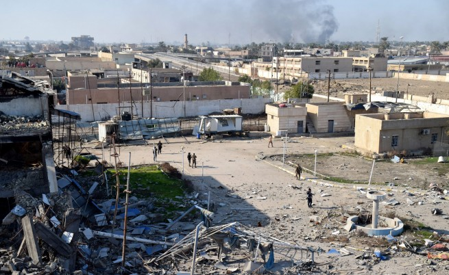 """Ирак: 2016 г. ще донесе края на """"Ислямска държава"""""""