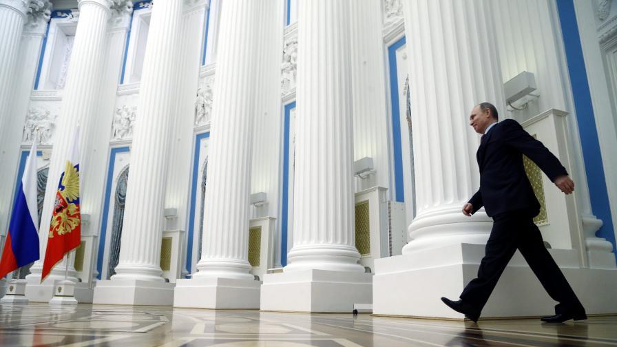Ройтерс: Путин постигна целите си в Сирия
