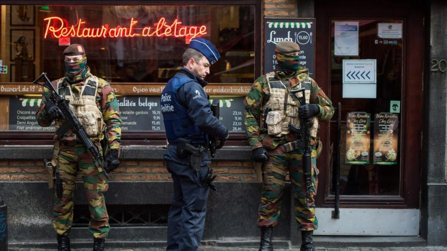 В Белгия арестуваха двама, готвели атентат