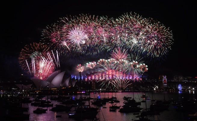 2016 г. дойде в Австралия и Нова Зеландия