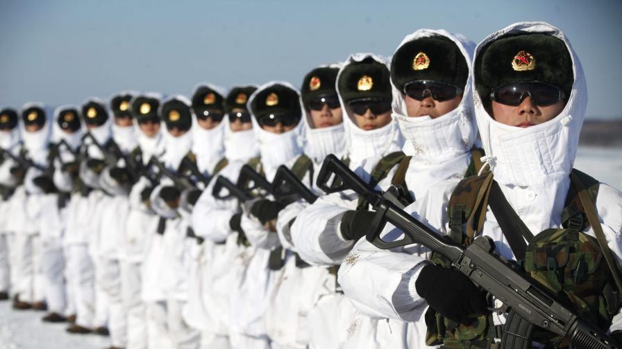 Китай преструктурира армията си