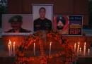 Бойци и  войници бяха убити при нападение срещу индийска военновъздушна база близо до границата с Пакистан