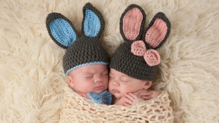 Кога имаме най-голям шанс за близнаци?
