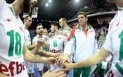Националите по волейбол с четири контроли преди Европейското