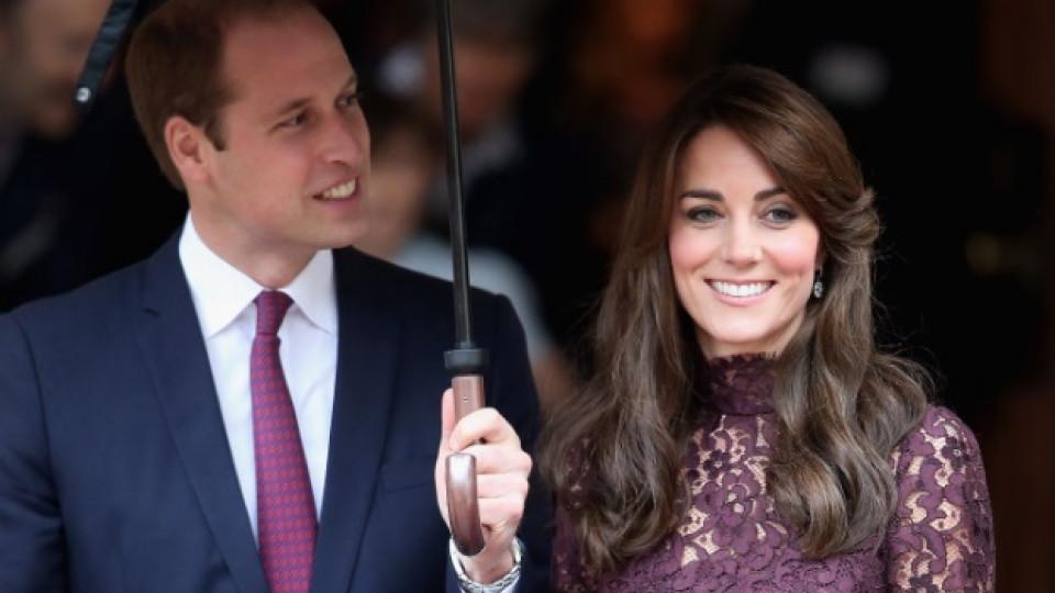 Херцогът и херцогинята на Кеймбридж - Уилям и Кейт