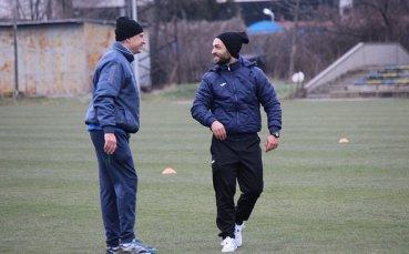 Дерменджиев без нови в щаба, връщат опитен треньор в Левски