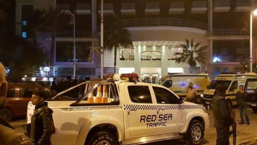 Нападението в хотел в Египет било грабеж, не терористичен акт