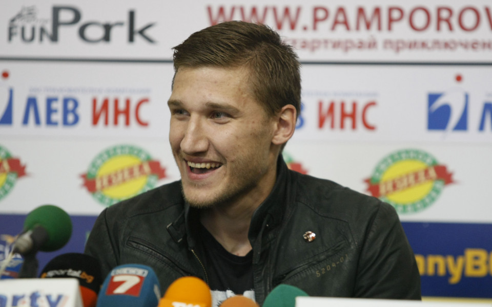Преслав Йорданов: Едва ли бих станал играч на Левски
