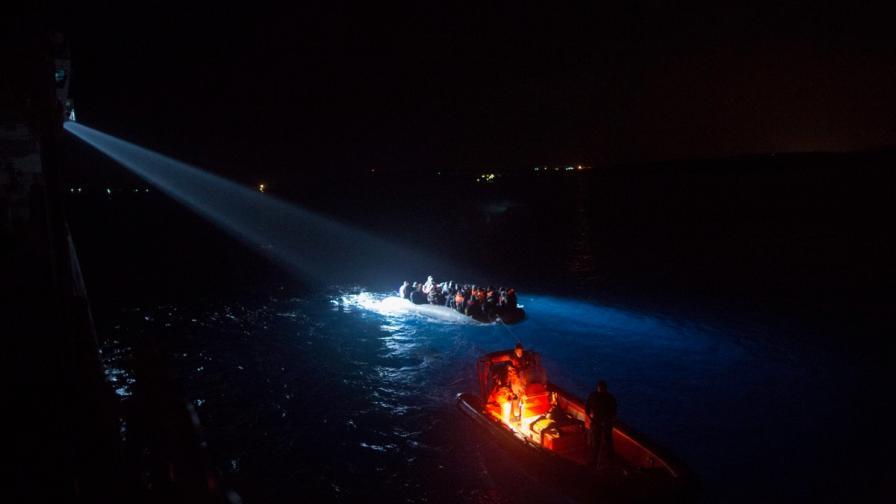 Тъмната страна на бежанските потоци