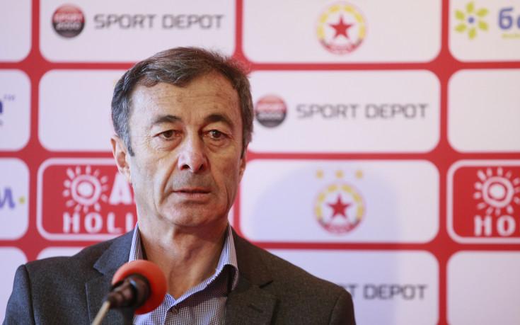 Пламен Марков: ЦСКА иска да празнува с титла 70-ата си годишнина