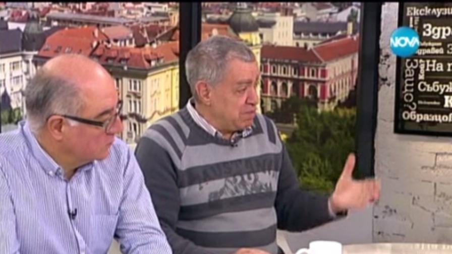 Кънчо Стойчев: Грешката на Меркел е фатална