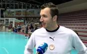 Боян Йорданов топреализатор, неговият тим с успех срещу Панатинайкос