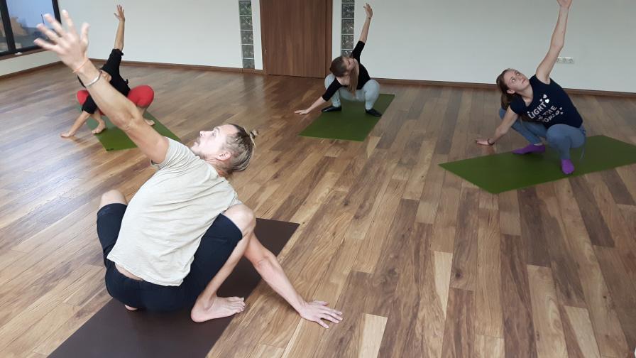 йога мокша