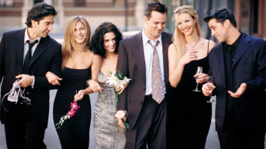 """""""Приятели"""" отново заедно за още един епизод"""