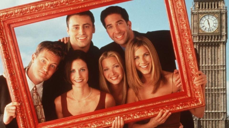 """11 години след последния епизод, """"Приятели"""" се завръщат!"""