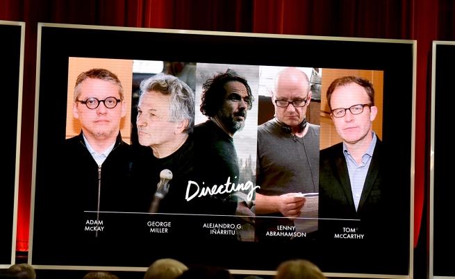 Номинираните за най-добър режисьор