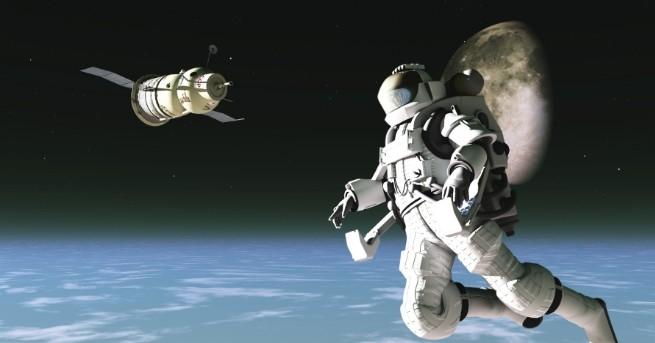 Любопитно Астронавти на НАСА излязоха в открития космос от МКС