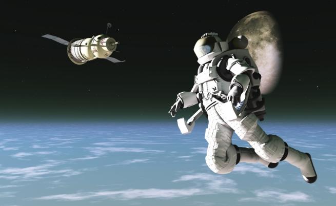 НАСА спря разходка в Космоса на живо